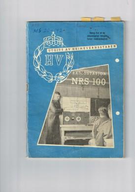 Heimevernradio  NRS100