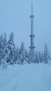 1.januar 2021: Vealøs i vinterdrakt.